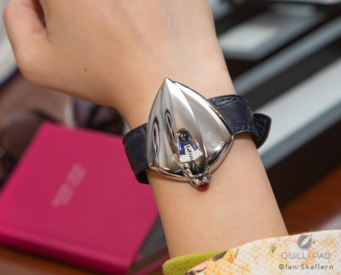De Bethune Dream Watch 5 wrist shot