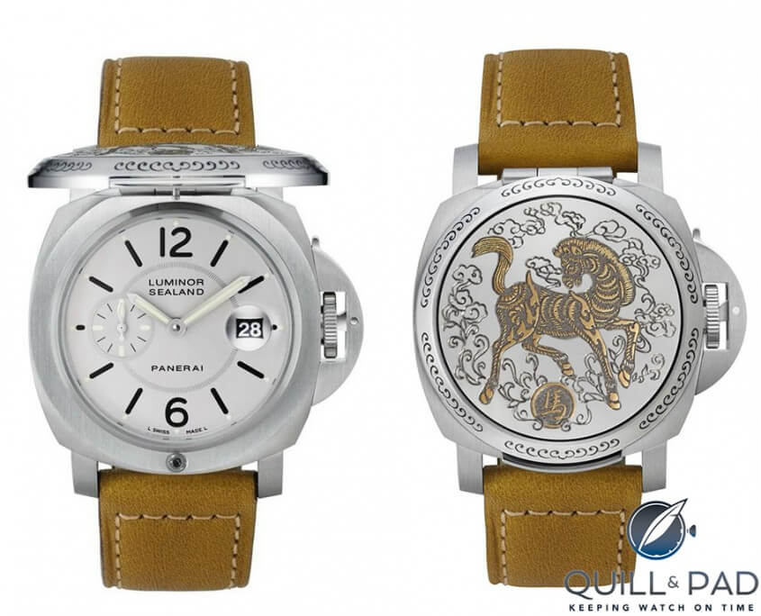 Panerai Year of the Horse