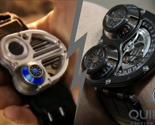 MB&F HM3 look alike featured on Marvel Agents of S.H.I.E.L.D. Photo courtesy  aBlogtoWatch