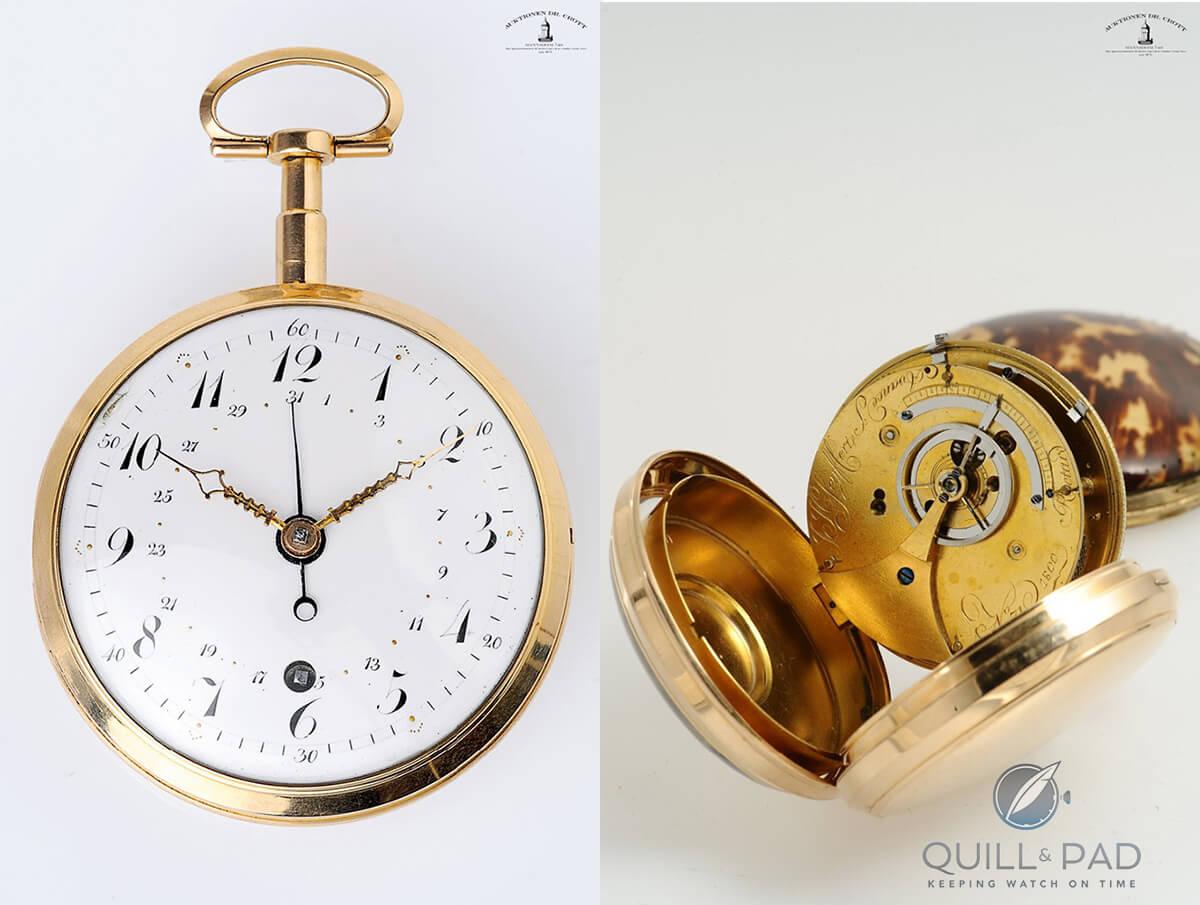 Seyffert pocket watch