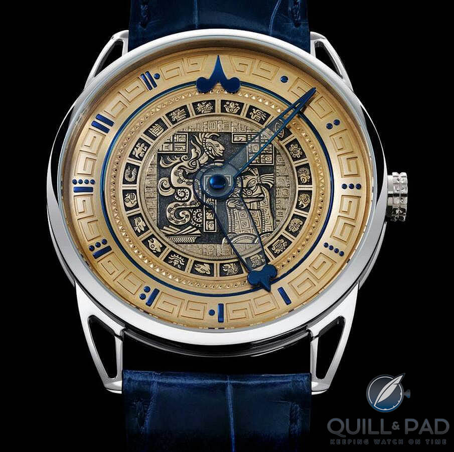 The De Bethune ninth Mayan underworld