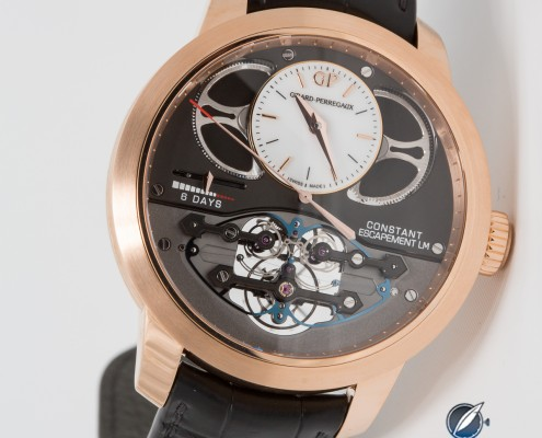Girard Perregaux Neo-Tourbillon Three Bridges
