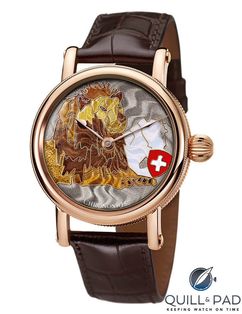 Chronoswiss Sirius Lion Heart