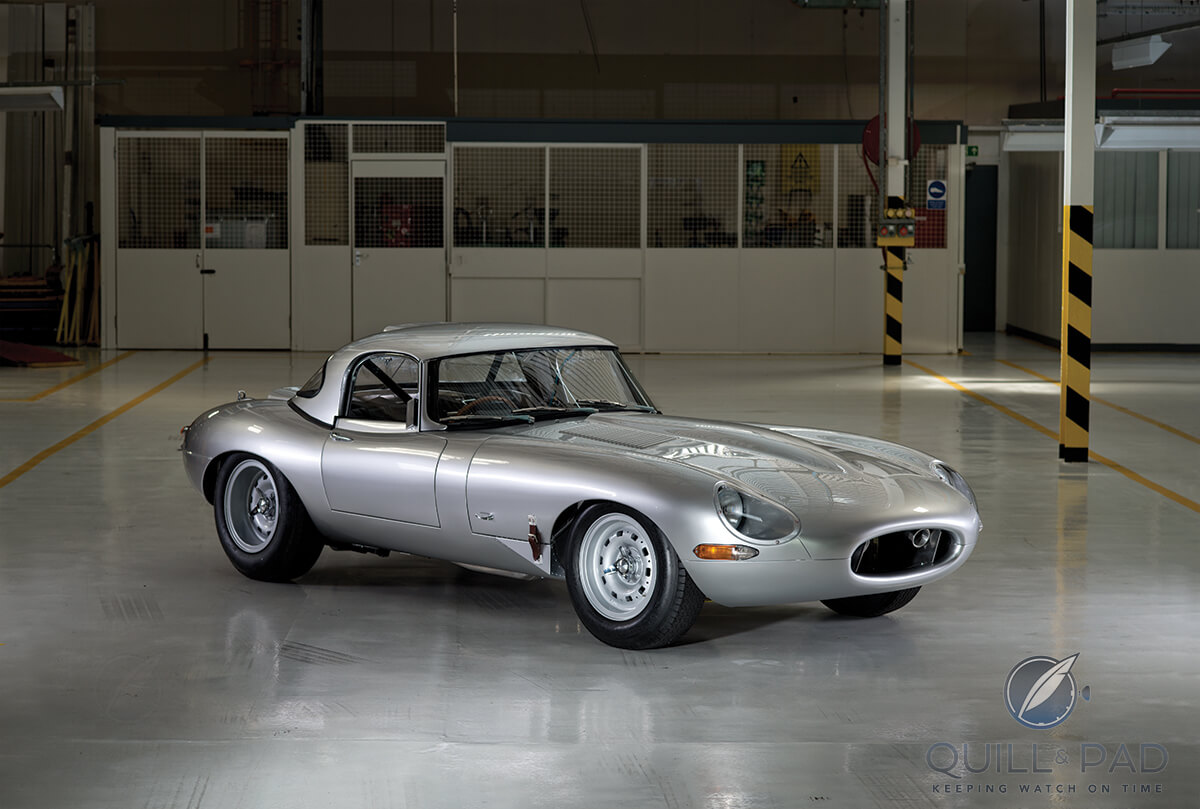 The 2014 Jaguar E-Type Lightweight