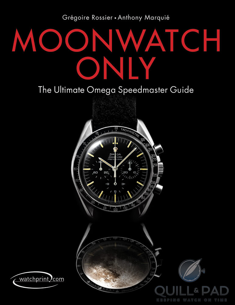 'Moonwatch Only: The Ultimate Omega Speedmaster Guide'