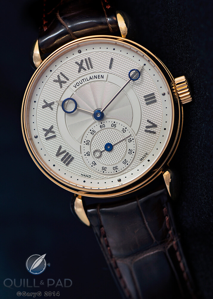 Hands, hand-made: the Voutilainen Observatoire