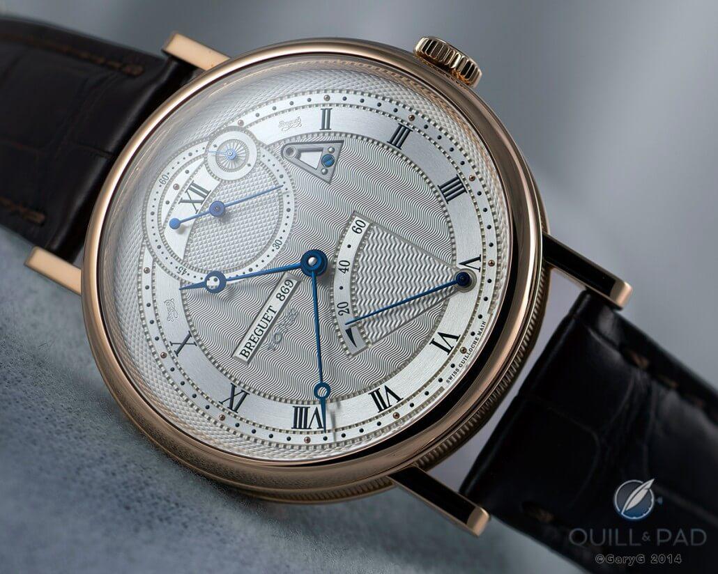 The enticing Breguet Classique Chronométrie Reference 7727