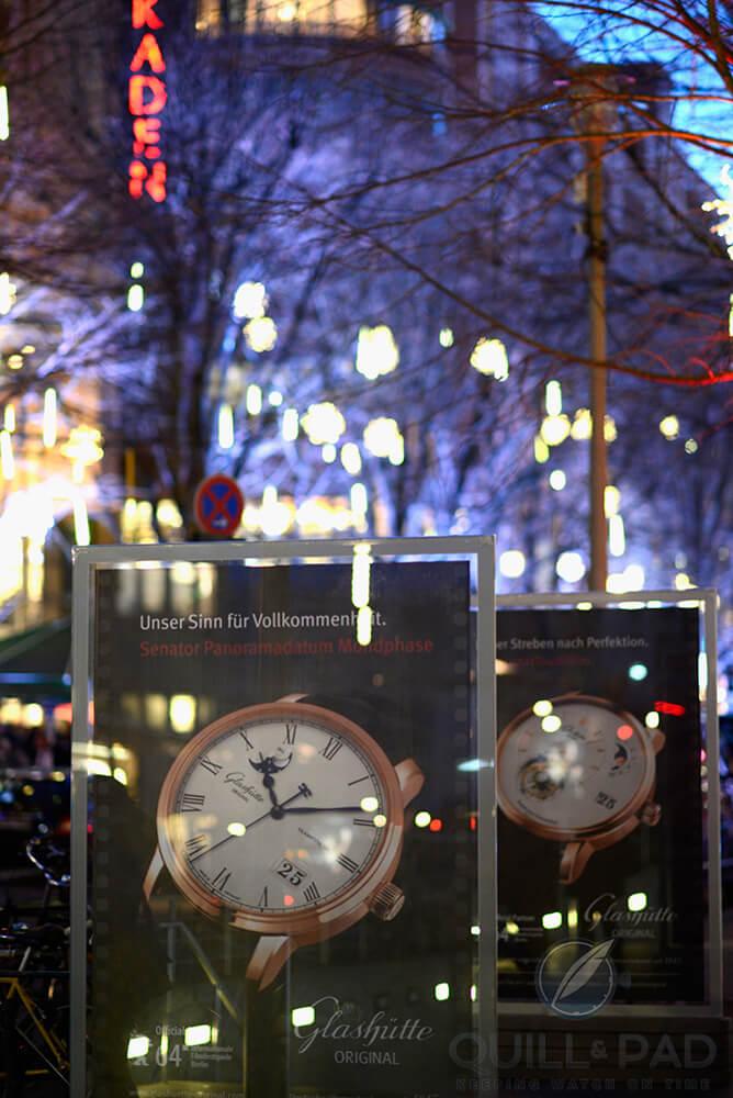 Glashütte Original celebrates five years as a partner of the Berlinale