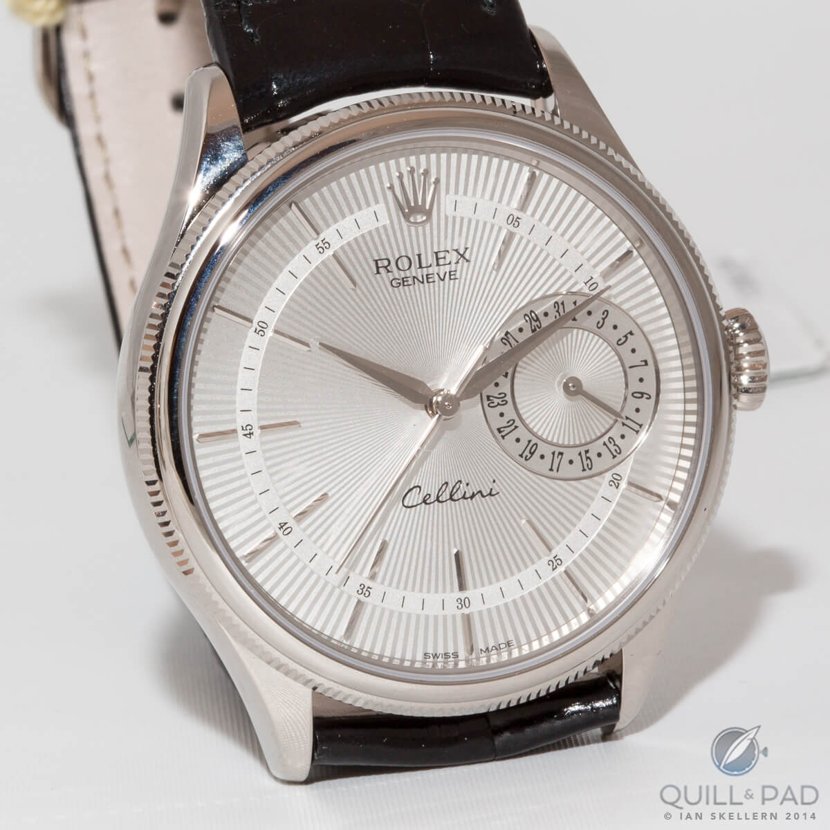 Does rolex make dress watches the cellini range answers that with a resounding yes quill pad for Rolex cellini