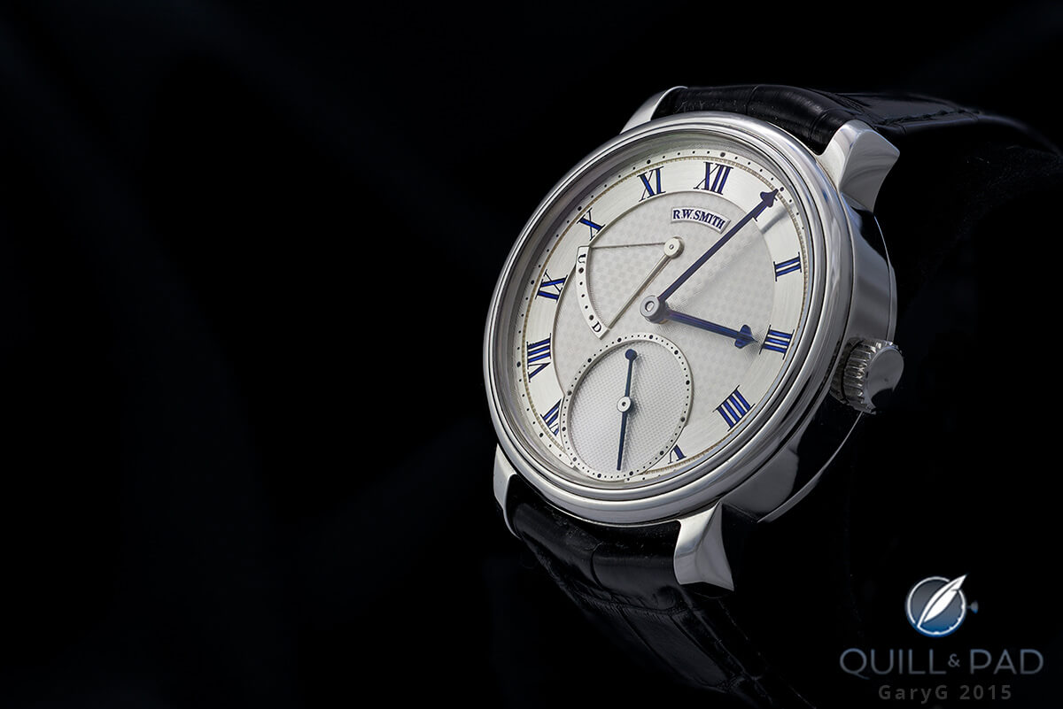 Roger Smith Series 2 in stainless steel