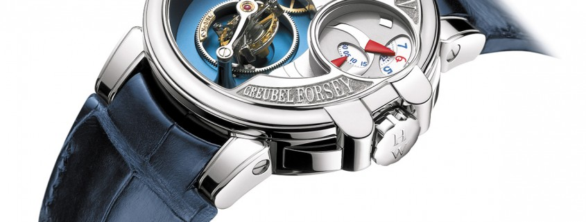 Harry Winston Opus 6 by Greubel Forsey