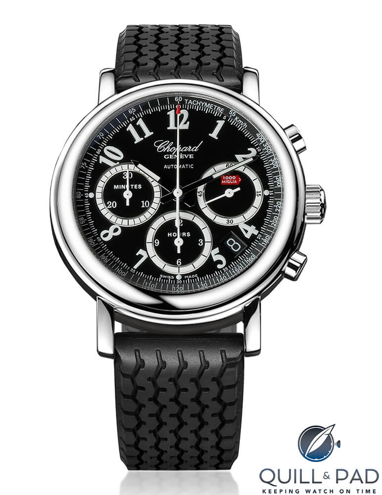 Chopard Mille Miglia Jacky Ickx Edition No. 1 from 1999
