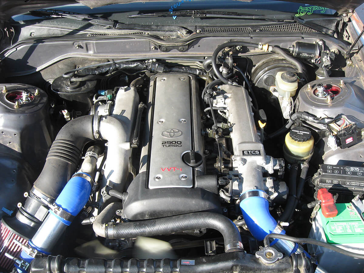 1JZ-GTE_VVT-i_engine