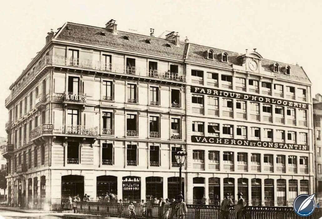 From 'The Artists of Time': the original Vacheron Constantin workshop, located on Geneva's Quai de l'Ile