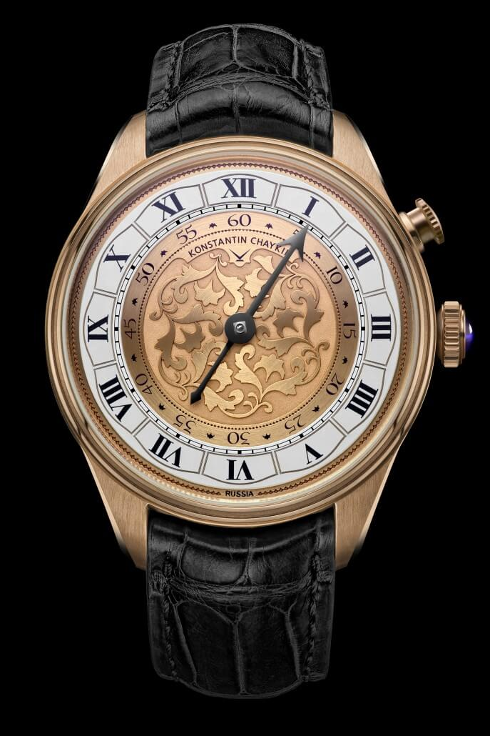 Genius Temporis by Konstantin Chaykin