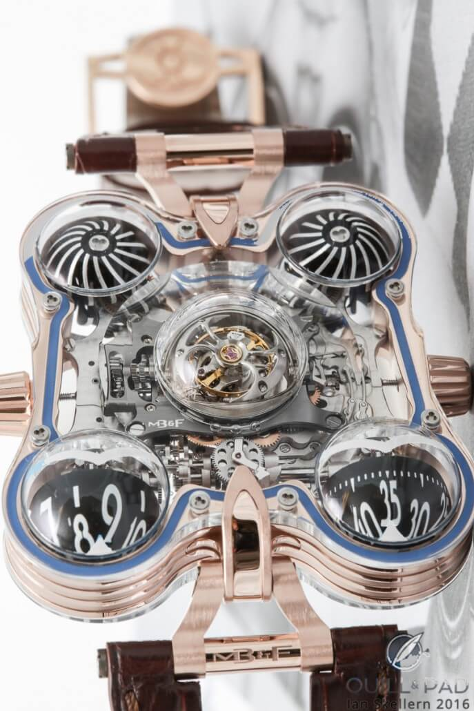 HM6 SV by MB&F