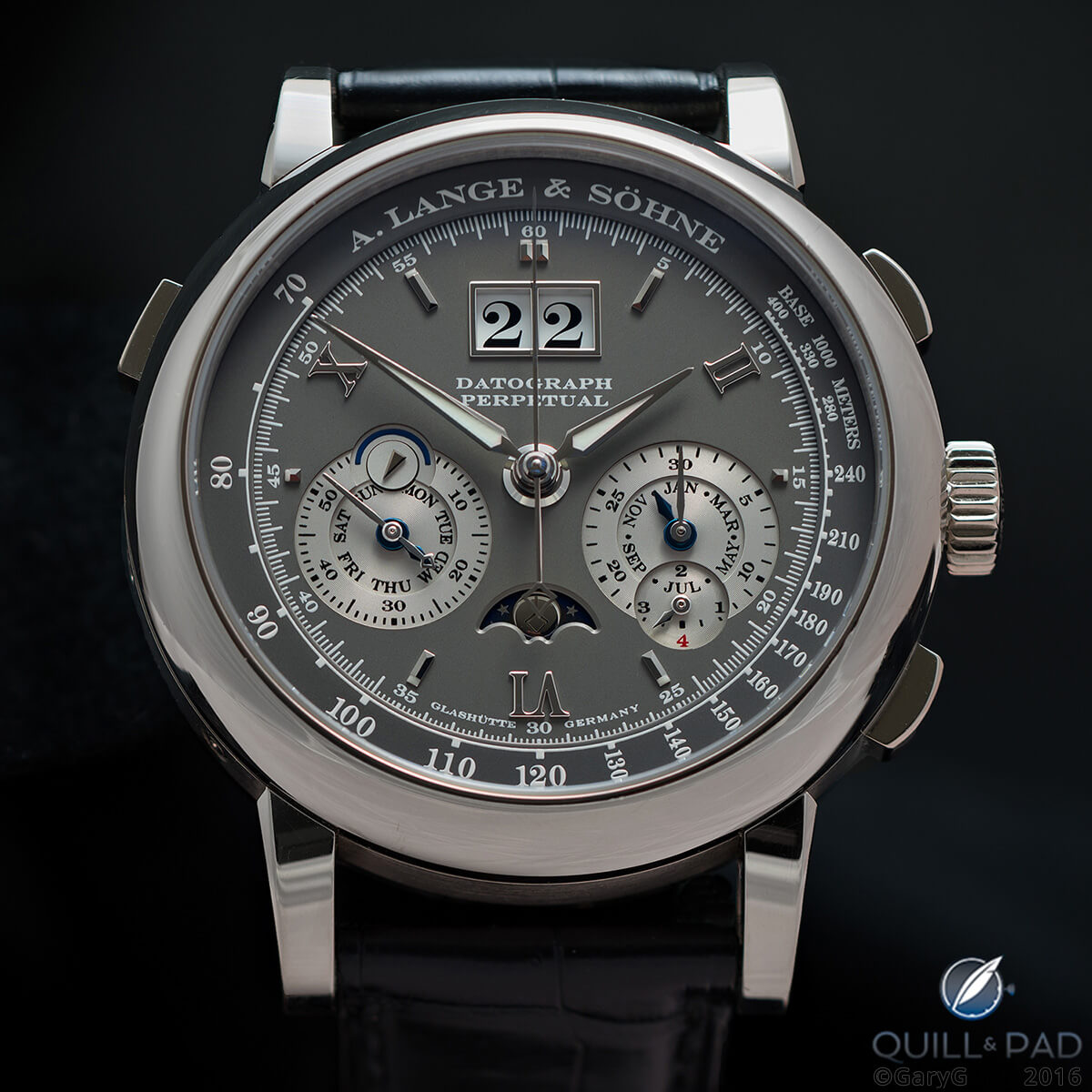 Calling your name? The A. Lange & Söhne Datograph Perpetual