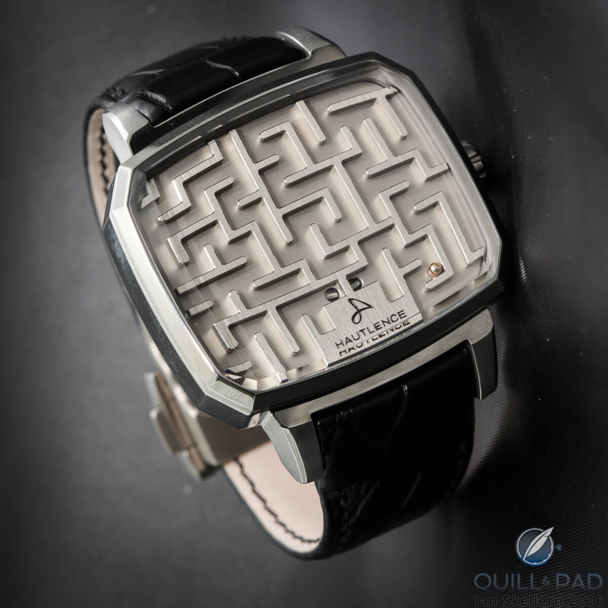 Hautlence's non-horological Playground Labyrinth