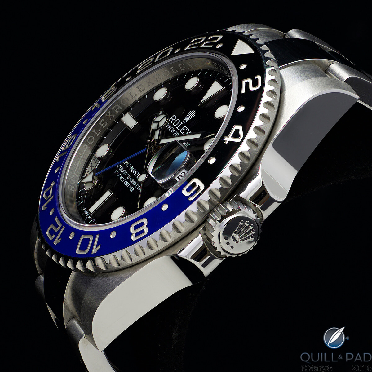Rolex GMT Master II: too hot, too cold, or just right?