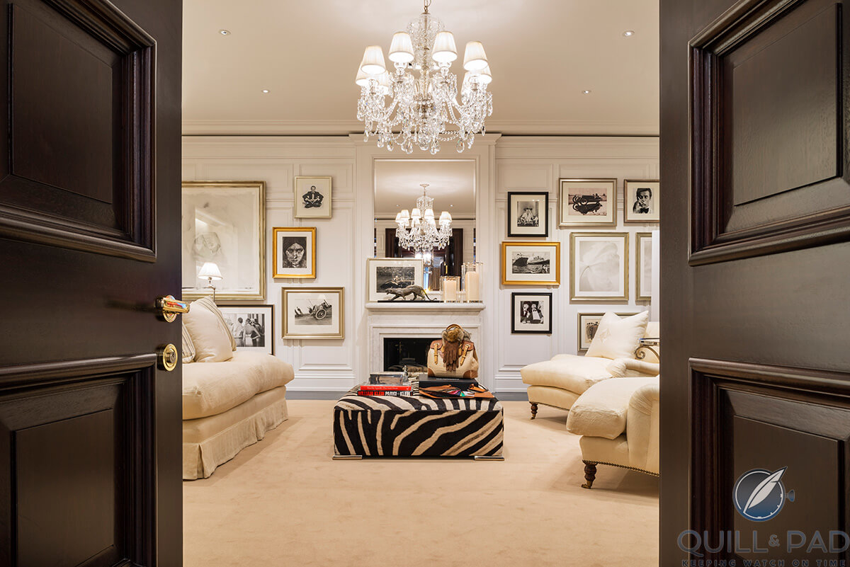 Ultimate Ralph Lauren's PalazzoThe For Private Club Italian y8nwvmOPN0