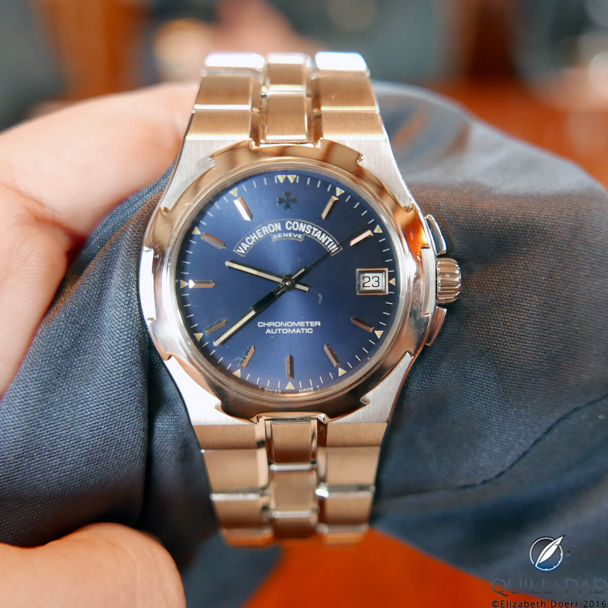 Vacheron Constantin Overseas 1 from 1996