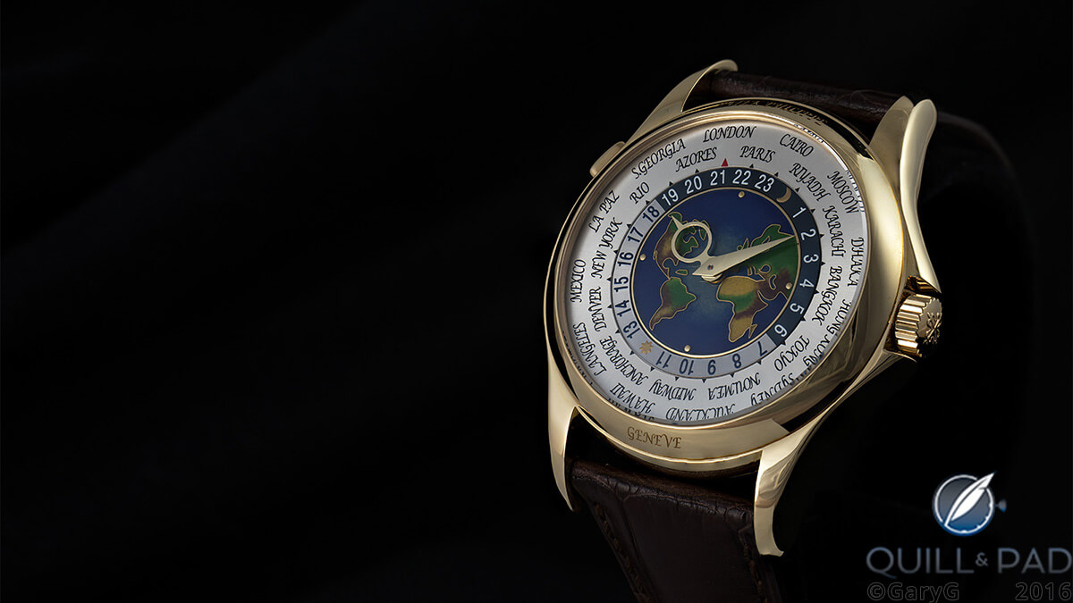 Take one at retail price and avoid pain: limited edition Patek Philippe 5131J