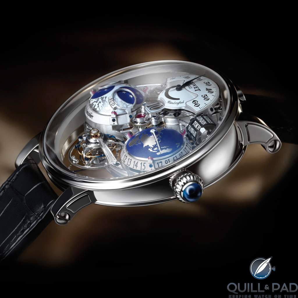 Bovet 1822 Récital 18 Shooting Star Tourbillon