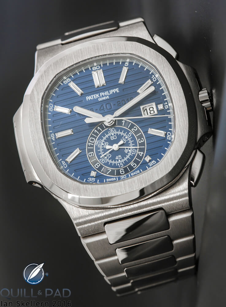 From Zeros To Heroes The Patek Philippe Nautilus 5711 1p And 5976