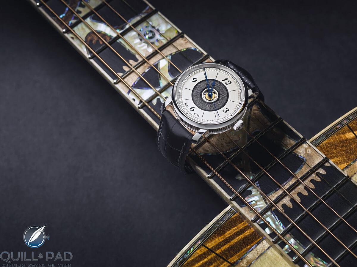 RGM D-200 Deluxe watch
