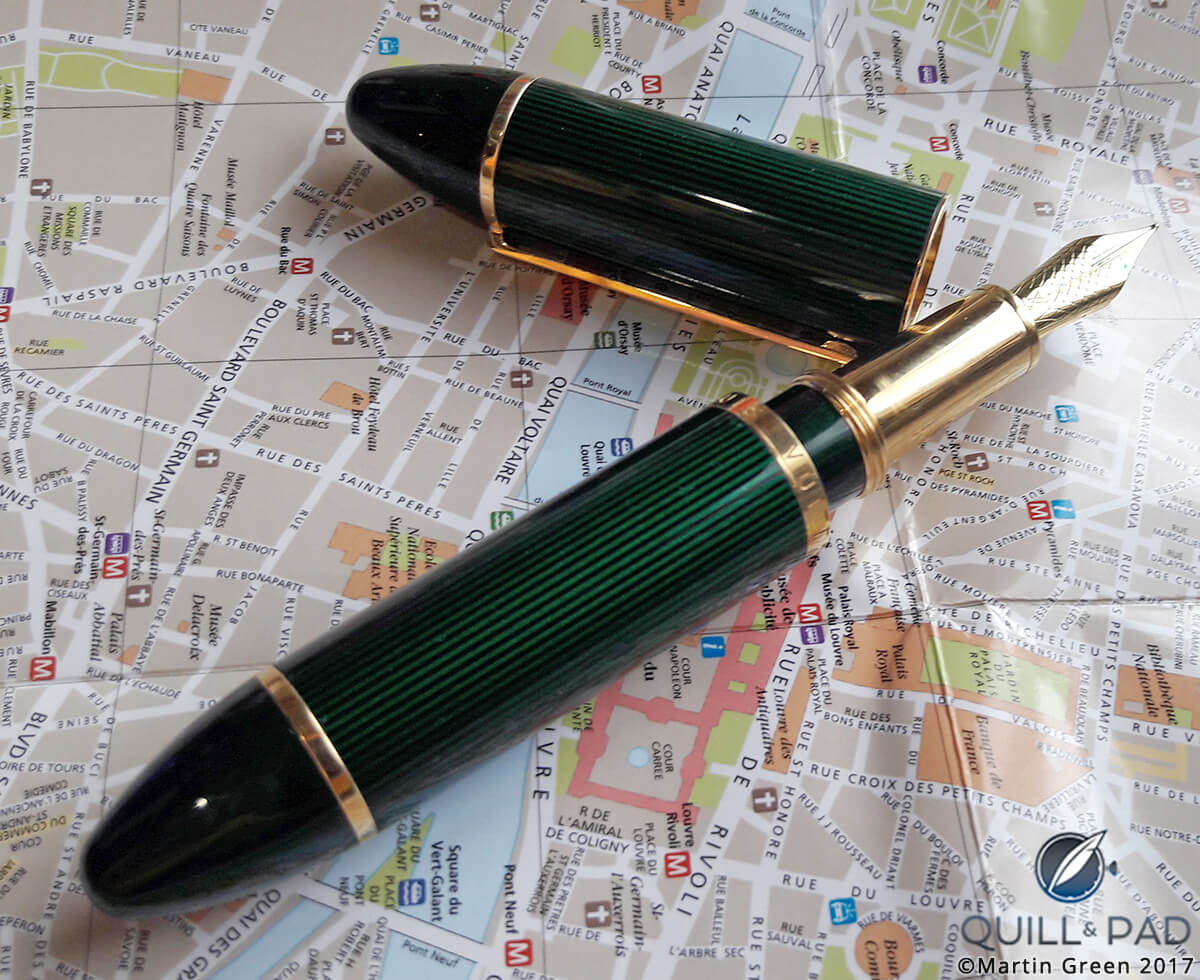 Louis Vuitton Cargo fountain pen
