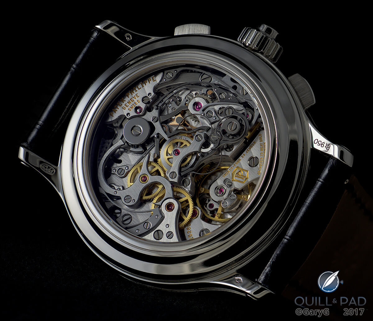 Beauty in action: Patek Philippe Caliber CHR 29-535 PS