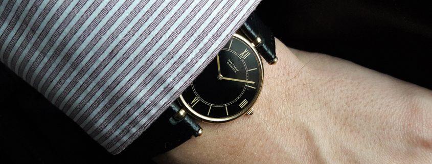 Pierre Arpels by Van Cleef & Arpels on the wrist