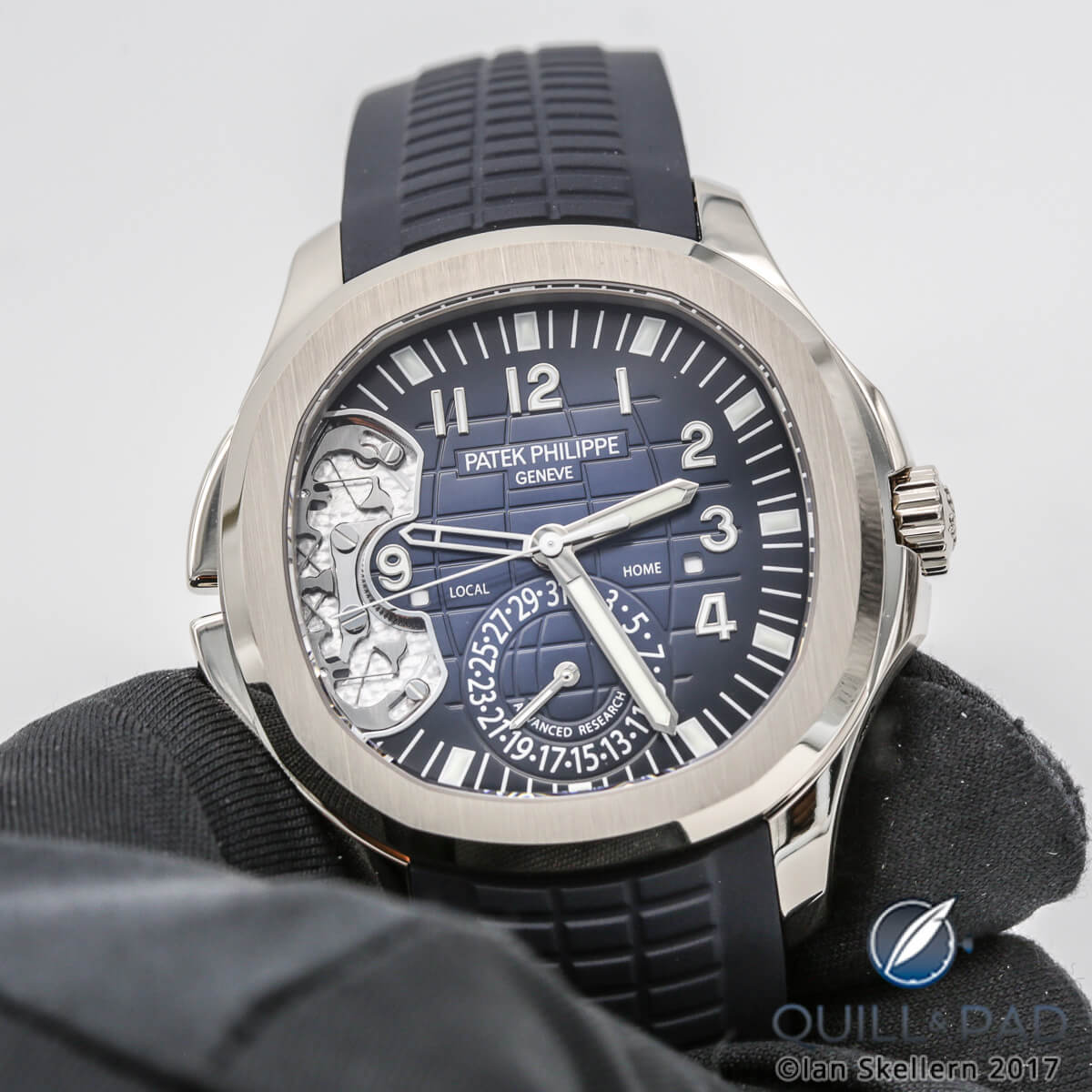 Give Me Five All 5 Of Patek Philippe S Advanced Research Limited