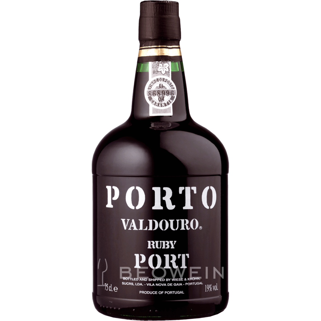 Relatively affordable young Ruby Port by Porto Valdouro