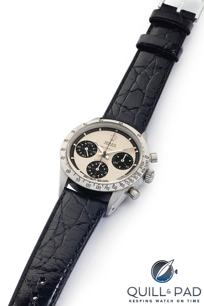 Christies lot 48: Rolex Daytona Reference 6239