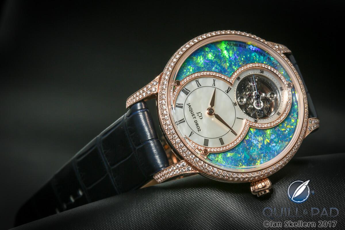 Jaquet Droz Grande Seconde Tourbillon Opal