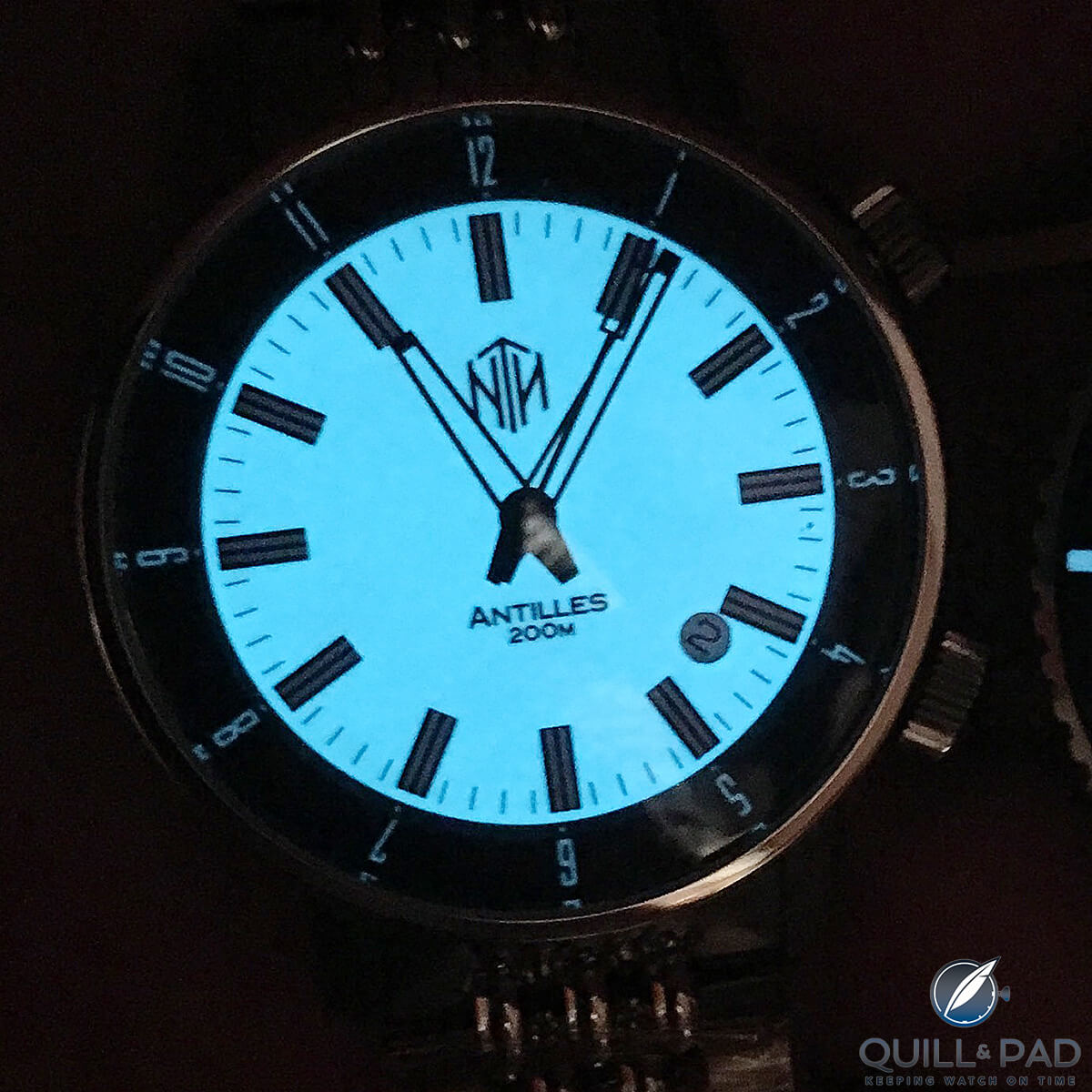 NTH Antilles lume (photo courtesy John Keil)