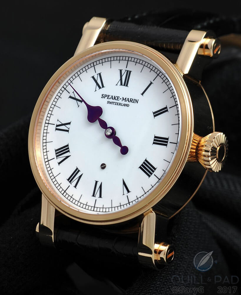 On the outside looking in: Peter Speake-Marin