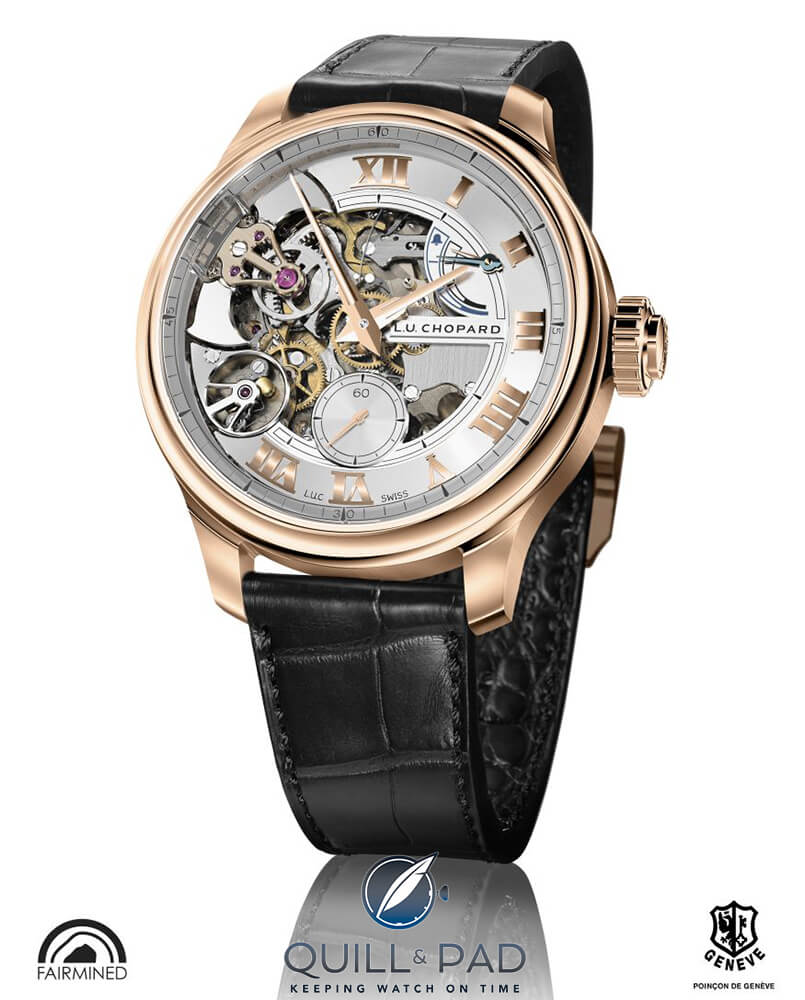 Chopard L.U.C Full Strike minute repeater