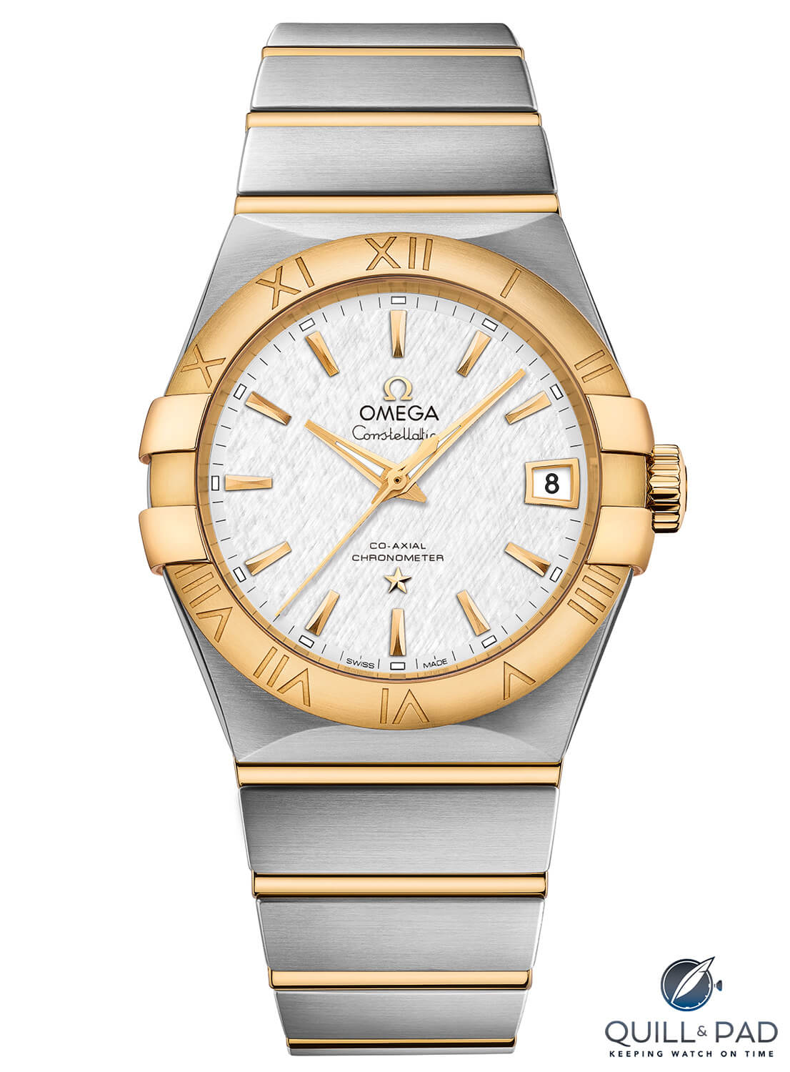 Two-tone Omega Constellation
