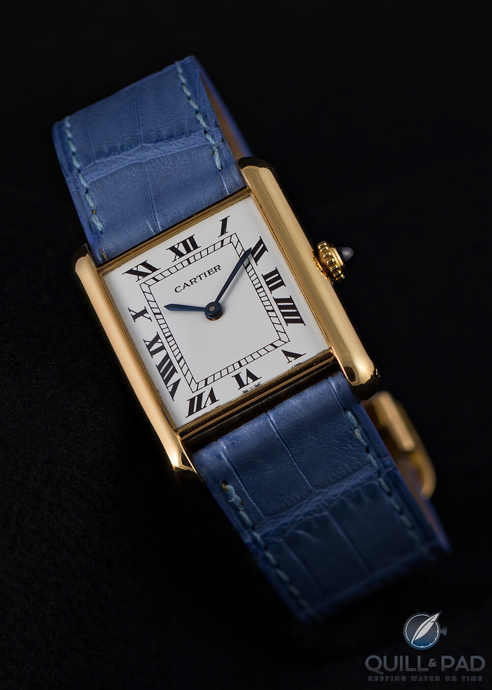 Cartier Tank (photo Geo Cramer)