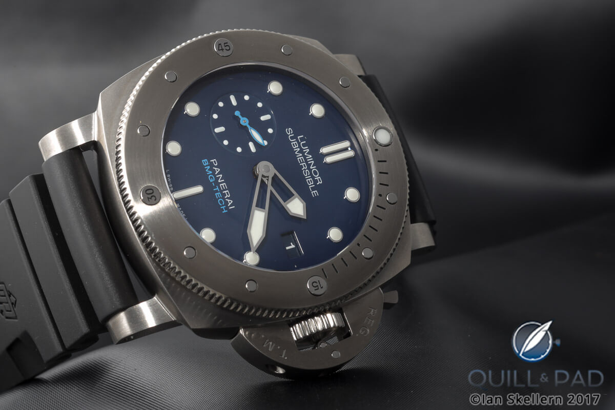 Panerai Luminor Submersible 1950 BMG-Tech 3 Days Automatic - 47 mm