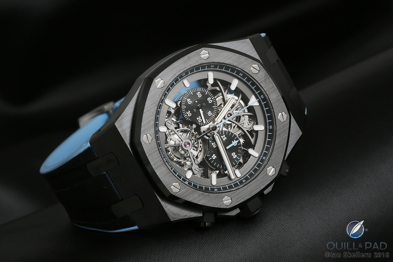 Audemars Piguet Royal-Oak Offshore Tourbillon Chronograph