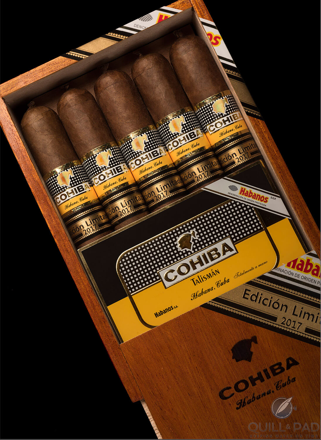 Cohiba Talismán Limited Edition 2017 cigars