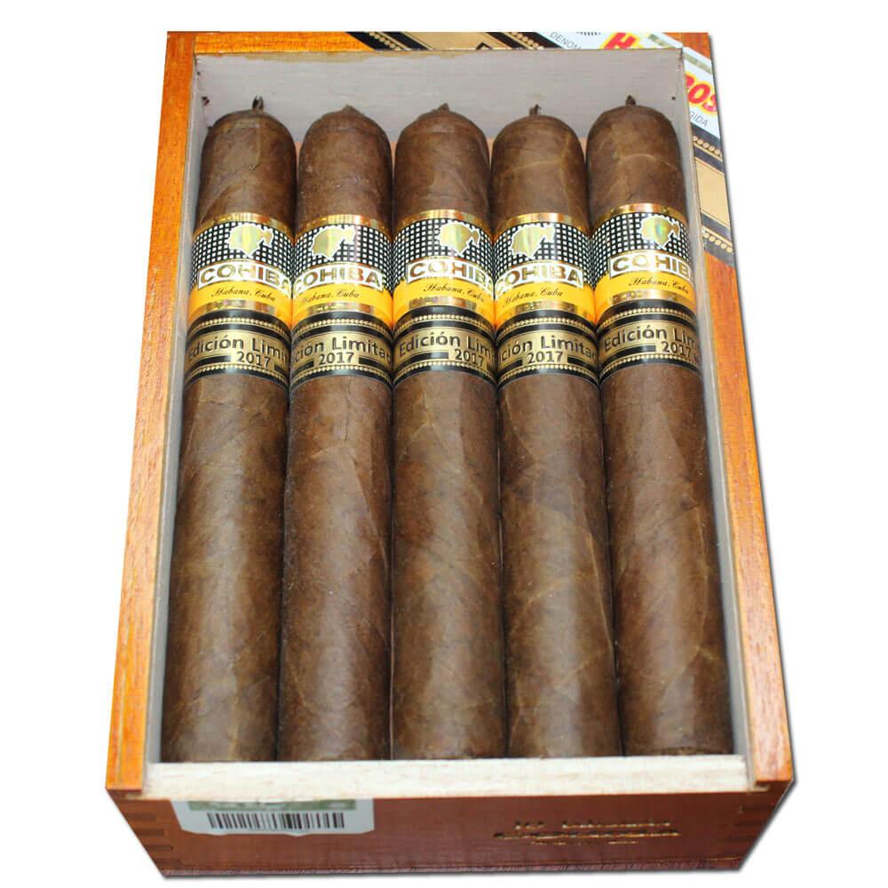Cohiba Talismán Limited Edition 2017 cigars
