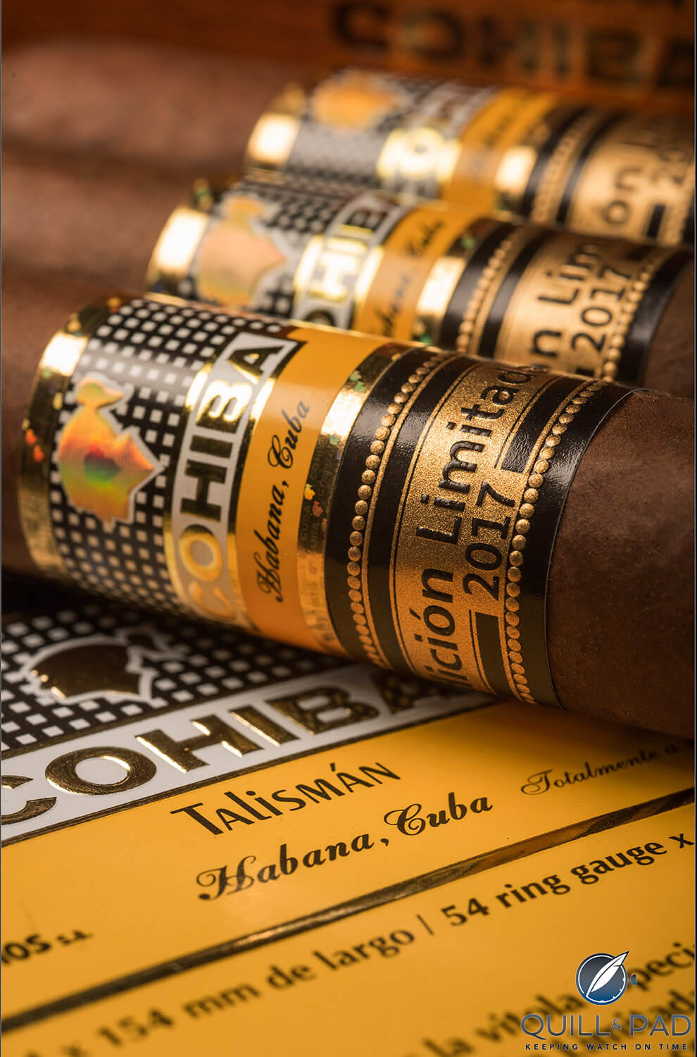 Cohiba Talismán Limited Edition 2017