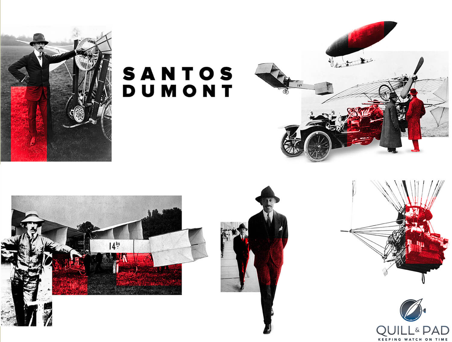Alberto Santos-Dumont: Louis Cartier's dandy aviator friend