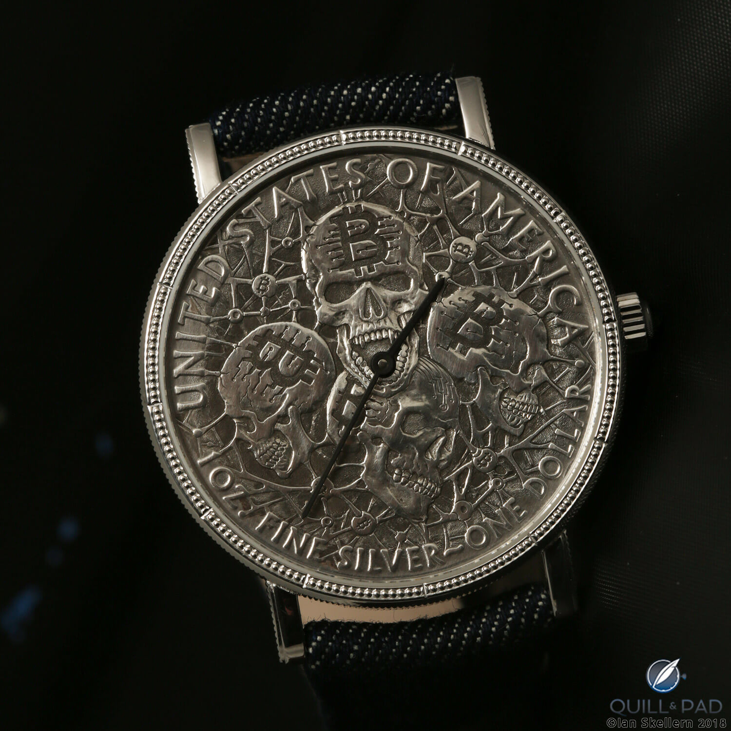 Corum Hobo Coin Watch