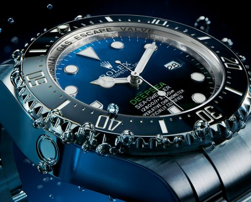 Rolex Oyster Perpetual Sea-Dweller Deepsea with helium escape valve