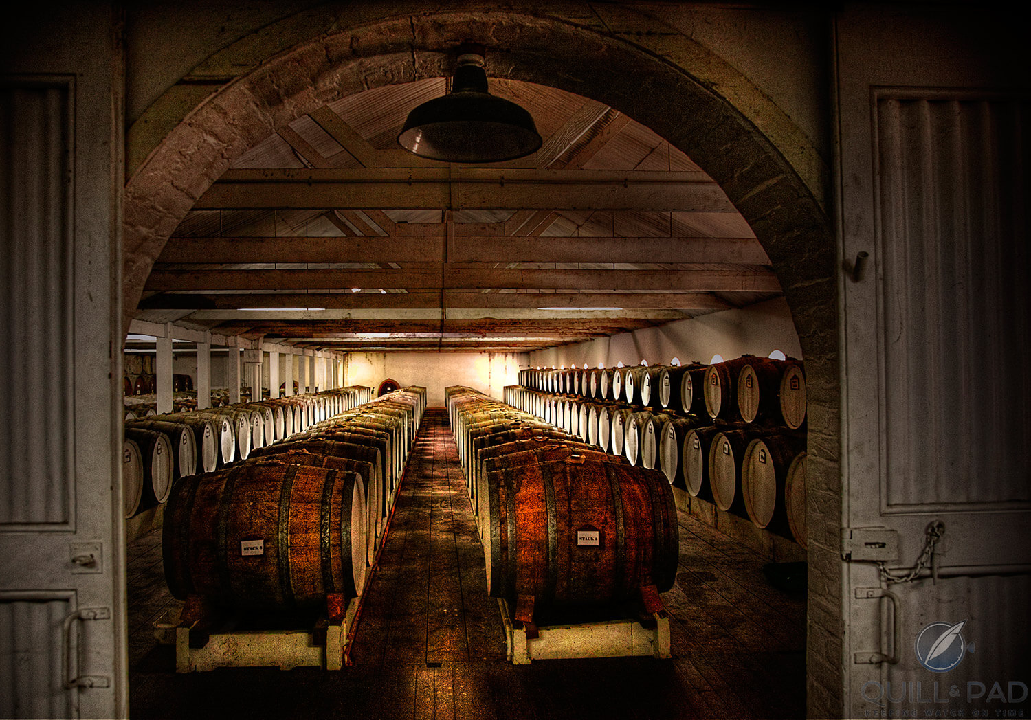 Seppeltsfield Cellar in Barossa Valley